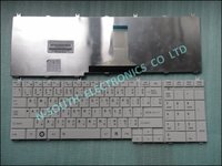 New brand computer keyboard for toshiba l650 c650 c660 l655 white thai laptop keyboard