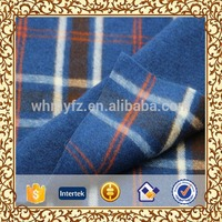 double face wool fabric for lady coat