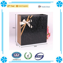 Luxury&Lovely Paper Bag with Bowknot Shopping Packaging Bag
