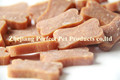 patented products (dental dog treats sweet potato chips)