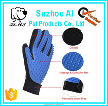 Pet Brush Mitt Deshedding Touch Glove for Gentle and Efficient Pet Grooming Bathing Brush Comb