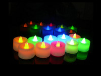 Shenzhen high end glowing led candle
