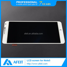 100% Tested display lcd touch screen for samsung galaxy note 3 n9000 , for samsung galaxy note 3 lcd panel replacement
