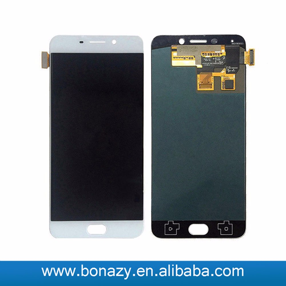 New high quality LCD Screen + Touch Screen Digitizer Assembly for OPPO R7