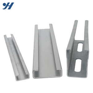 Stainless Steel Unistrut Jis Standard metal studs sizes