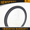 "2015 high stiffness 20"" 3k/ud/12k matt 38mm depth clincher bicycle carbon rim 28 holes"