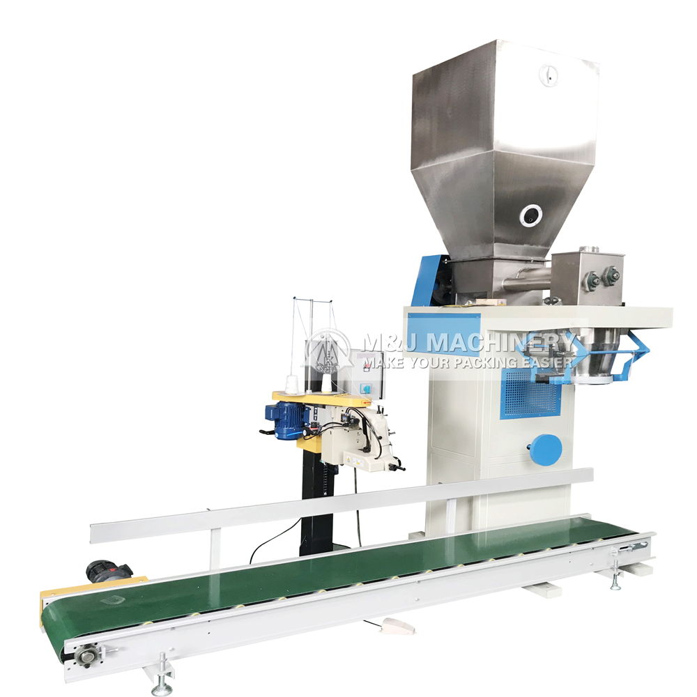 Vertical flat bag powder filling packing machine