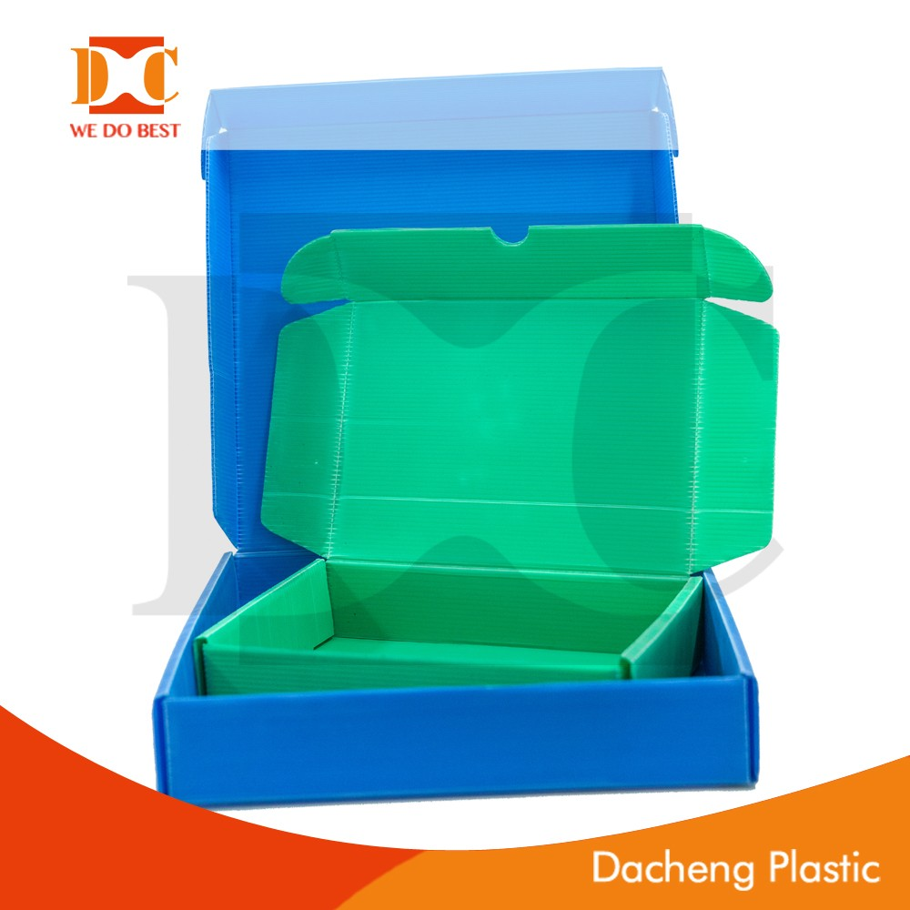 plastic printing folding crate