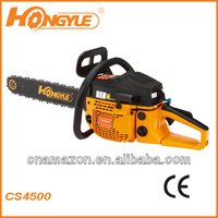 "copy komatsu chain saw 45cc with CE approved in Asia with 18"" guide bar"