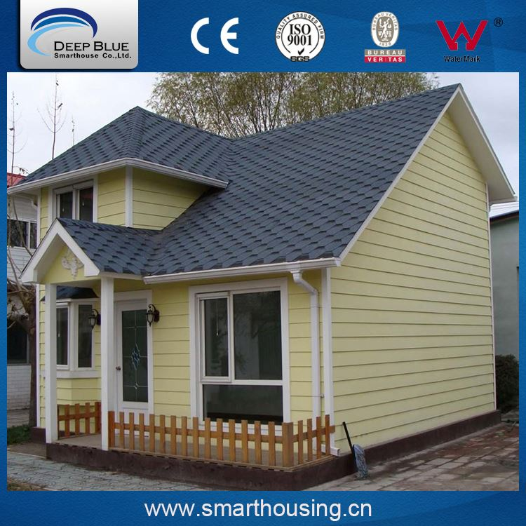 China Manufactured high quality bungalow homes
