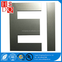 EI Laminated Iron Core Used Electrical Steel Sheet
