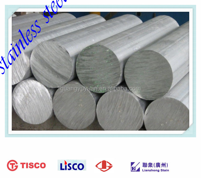 304 stainless steel round bar with standard size