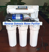 Ro Domestic Water Purifer Filter Reverse Osmosis Domestic Membrane Technology