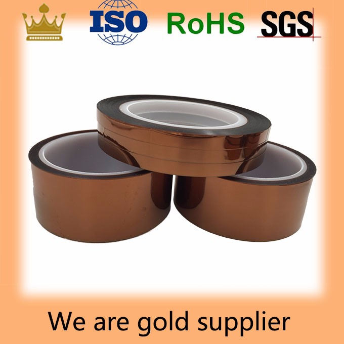 Heat resistant adhesive polyimide film no glue residue PI tape
