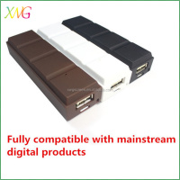 best-seller 2600mAh, li-polymer portable power banks for all kinds of smartphones