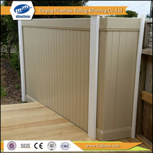 Wholesale High quality Safety used wooden fence panels for sale