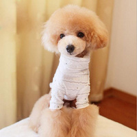 Wholesale china pet clothes teddy dog t-shirt rabbit clothes