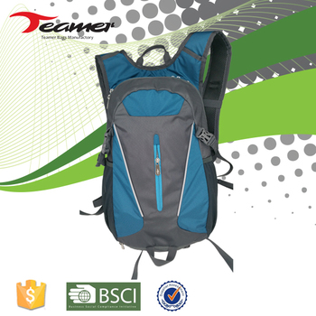 High quality outdoor sports helmet cycling backpack for men