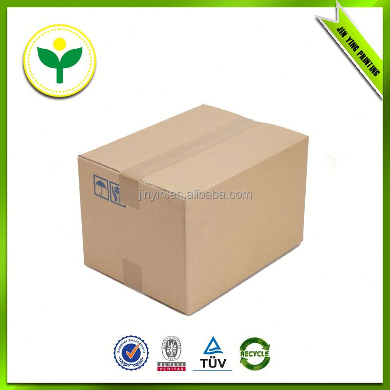 2014 Top Fashion single ply cardboard box