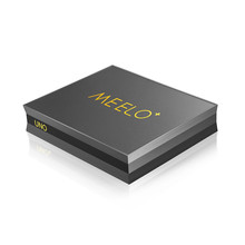 China hybrid set top box s905 dvb-s2 dvb-t2 meelo uno Android 5.1.1