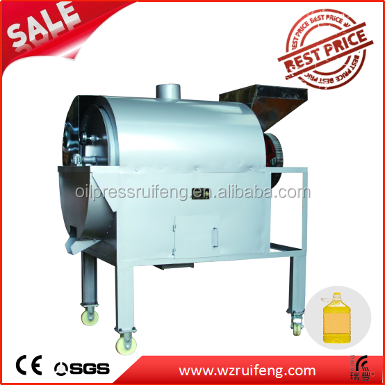 High Efficient Electric Cooker Chestnut Roaster Machine/Corn Drying Machine