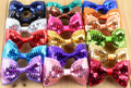 new design sequin bowknot
