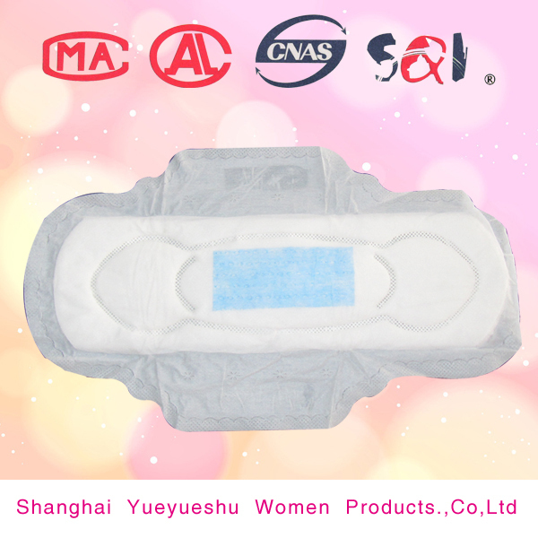 blue incore sanitary pads for female disposable use