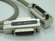 GPIB IEEE-488 CABLE CONNECTOR