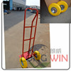 Widely Used big wheel foldable hand truck
