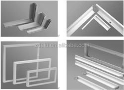 Customized Extruded Aluminum Profiles for Solar Panel Frame