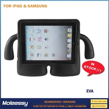 High Quality Fashion eva cases for i pad 2 and for new ipad