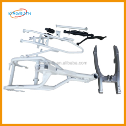 China high quality alloy 250cc dirt bike frame