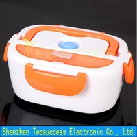 Food Use and PP Plastic Type Food Warmer Electric Lunch Box