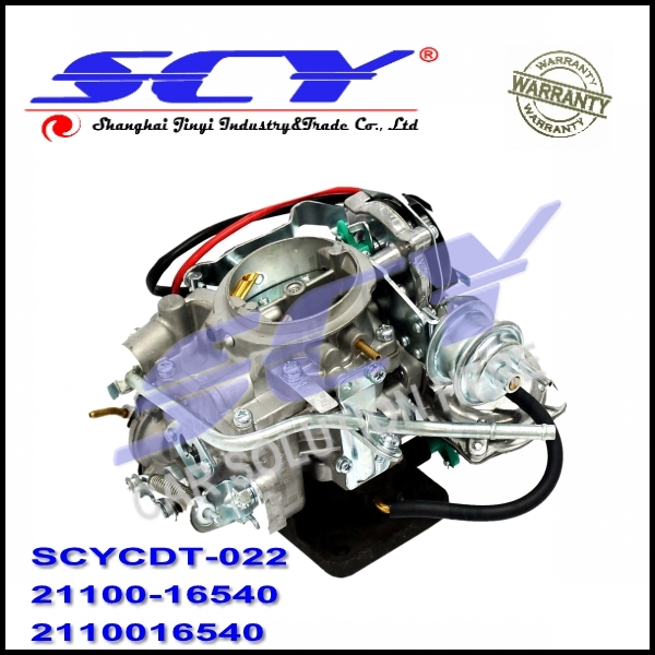 New Carburetor For Toyota 1987-1991 4AF Corolla 1.6L 21100-16540 2110016540