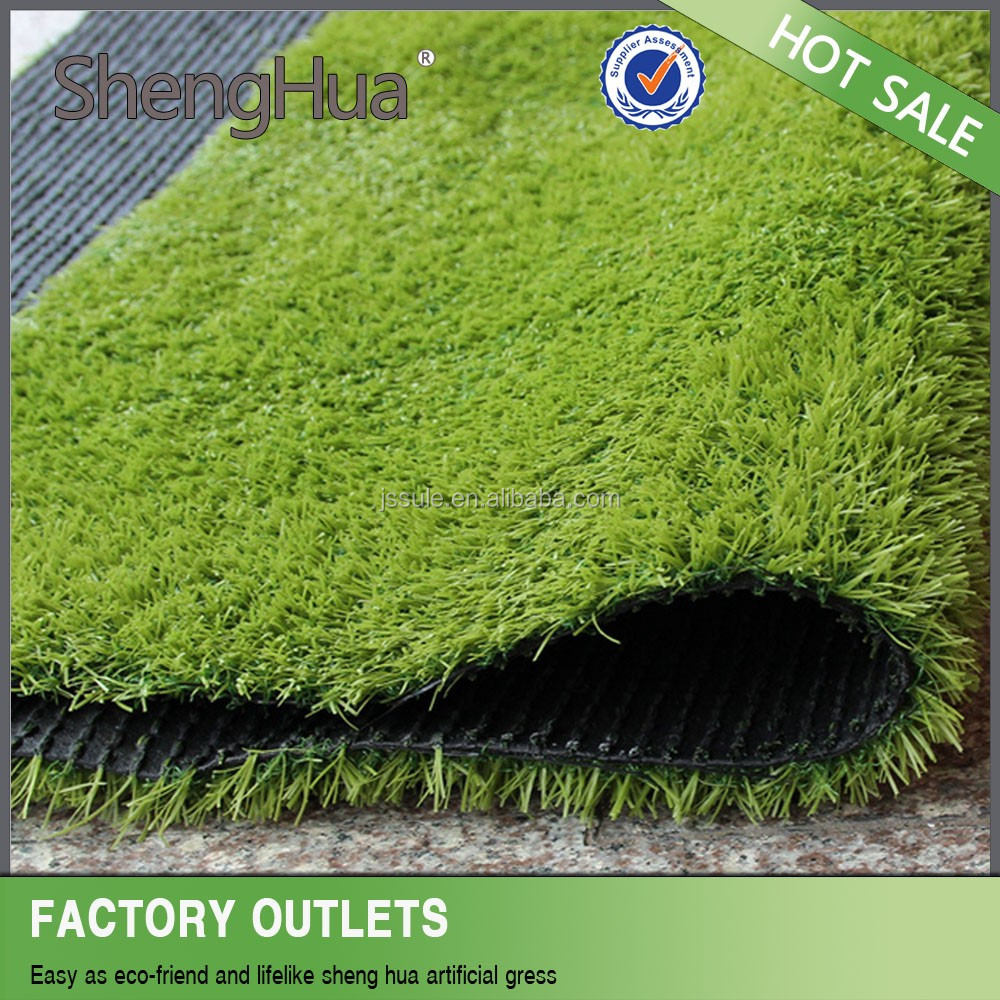 Natural green grass turf/artificial grass for soccer