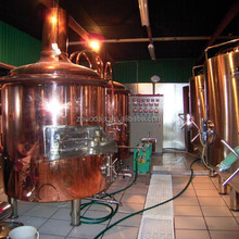 CE Certificate Local manufacturer beer equipment brewing beer raw material for microbrewery 800L