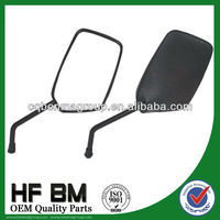 Hot sell mirrors for bajaj CT100 motorcycle , high quality motorcycle back mirror for bajaj CT100 ,100% Quality good mirror!