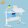 School Kids Study Desk Height Adjustable