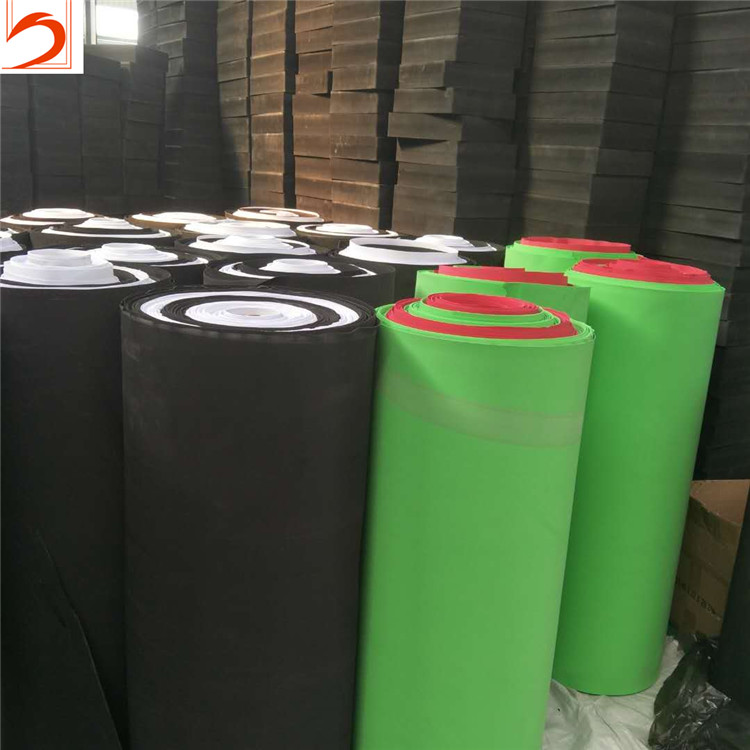 Eco-friendly PE EVA Foam Sheet EVA Sheet Roll 2MM