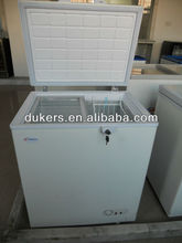 single door chest freezer,deep freezer,refrigerator,mini freezer,100L-420L,white aluminium inner cabinet