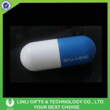 2015 New Design ECO Friendly Pill Stress Ball