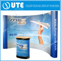 Outdoor advertising pop up banner, pop up display , trade show display