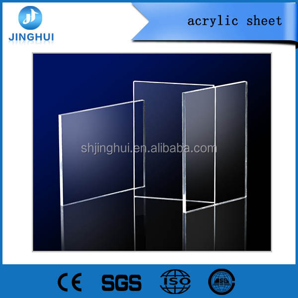 1mm cast acrylic sheet / acrylic sheet / acrylic