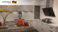 New Model Custom Design Durable Eco-friendly MDF Home with Drawer Kitchen Furniture Cabinetry