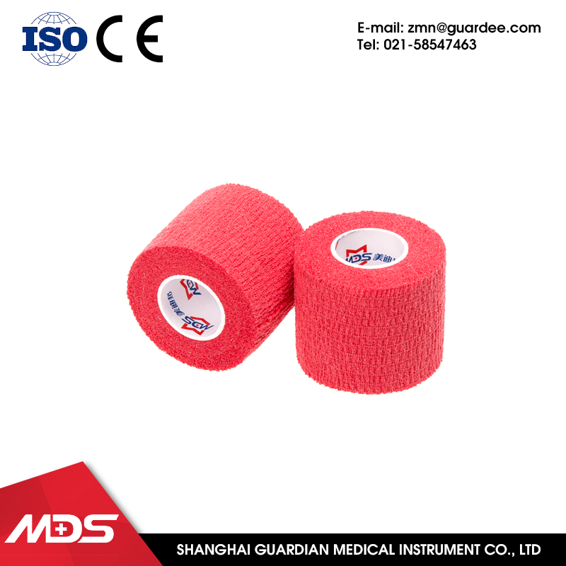 Survival emergency products elastic self-adhesive medical care co-ease cohesive bandage