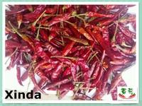 2015 2nd dried Tianyu chili with stem