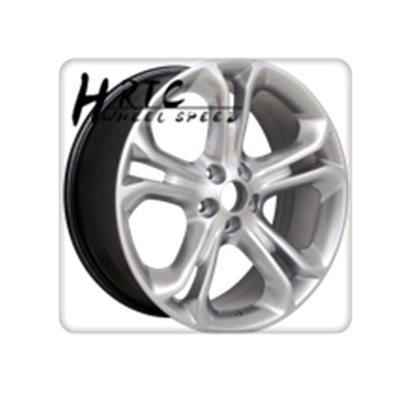 Hot selling 20x8.5 sport replica wheel rim with chrome finish for volvo