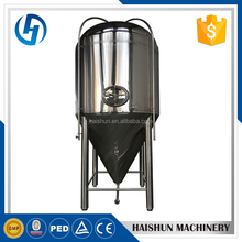 Imported parts dimple cooling jacket beer conical fermenters