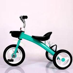 China cheap new hot whosale no need tools to assembled children tricycle baby