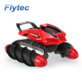 Flytec 989-393 Water-proof Car 8CH Amphibious Car RC Tanks RC Terrain Twister Boat